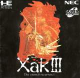 Goodies for Xak III - The Eternal Recurrence [Model HECD4013]