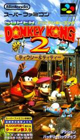 Goodies for Super Donkey Kong 2 - Dixie & Diddy [Model SHVC-ADNJ-JPN]