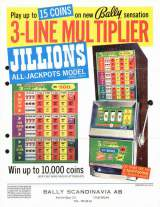 Goodies for Jillions [3-Line Multiplier] [Model 1005-5]