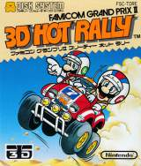 Goodies for Famicom Grand Prix II - 3D Hot Rally [Model FSC-TDRE]