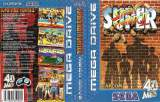 Goodies for Super Street Fighter II - The New Challengers [Model 1098-50]