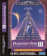 Goodies for Phantasy Star III - Generations of Doom