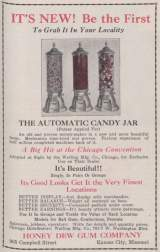Goodies for Automatic Candy Jar