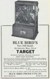 Goodies for Automatic Ball Gum Target [1929 Model]