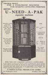 Goodies for Cigarette Vending Machine [Model 2]