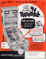 Goodies for TV-Baseball [Model 334]