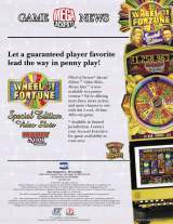 Goodies for Wheel of Fortune Special Edition - Money Spin Pennies