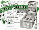 Goodies for 1962 World Series [Model 275]