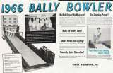 Goodies for 1966 Bally Bowler
