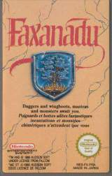 Goodies for Faxanadu [Model NES-FX-FRA]