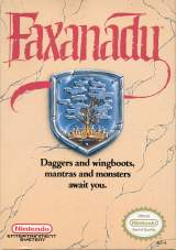 Goodies for Faxanadu [Model NES-FX-USA]