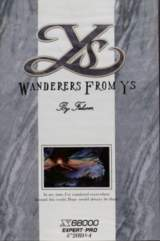 Goodies for Wanderers from Ys