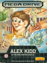 Goodies for Alex Kidd in the Enchanted Castle
