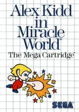 Goodies for Alex Kidd in Miracle World [Model MK-5067-50]