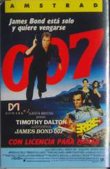 Goodies for 007 Licencia Para Matar [Model AM 528]