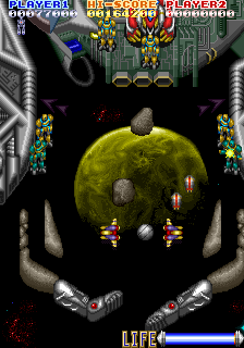 Grand Cross screenshot
