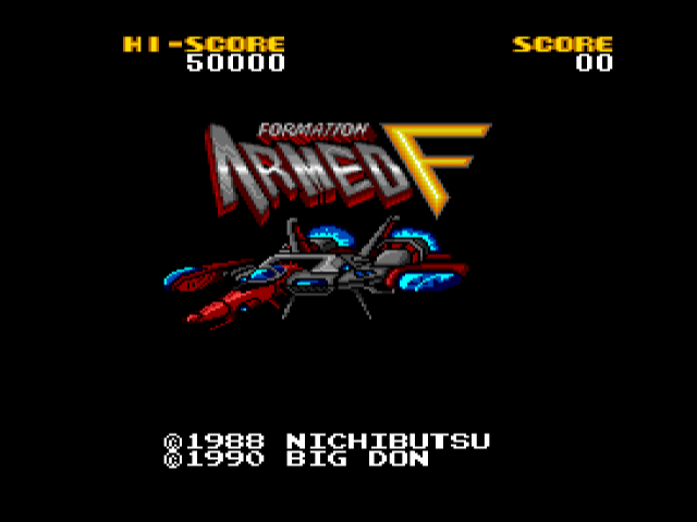 Armed-F screenshot