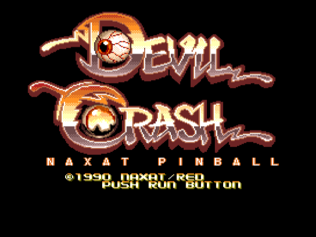Devil Crash [Model 47] screenshot