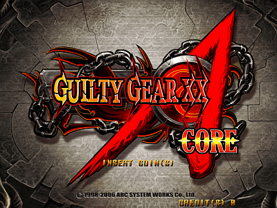 Guilty Gear XX Accent Core [Model GDL-0041] screenshot