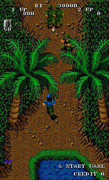 Guerrilla War screenshot