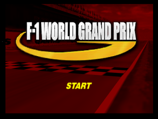 F-1 World Grand Prix [Model NUS-NFWD-NOE] screenshot