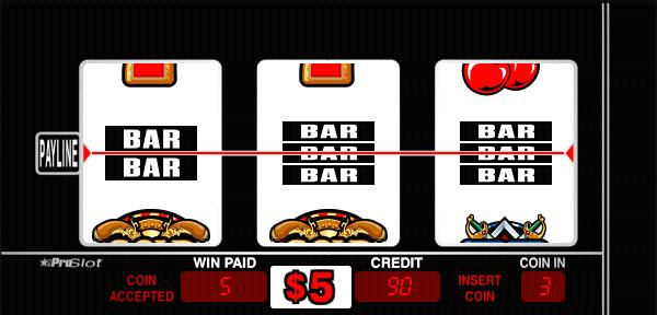 101 slots bally