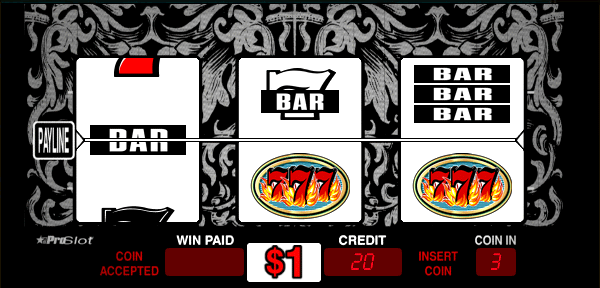 Millionaire 7's Black & White - 5 Times Pay screenshot