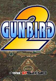 Gunbird 2 screenshot