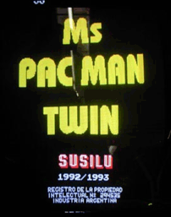 Ms. Pac-Man Twin screenshot