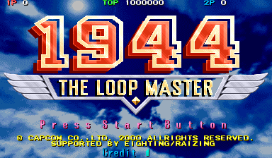 1944 - The Loop Master [Green Board] screenshot