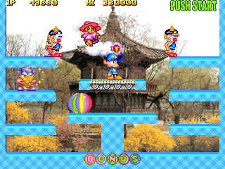 Head Panic - Polly & Sally Adventure screenshot
