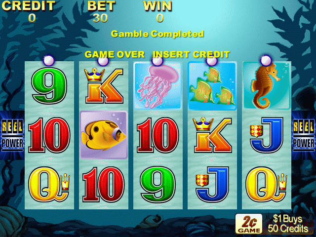 free queen of atlantis slot machine
