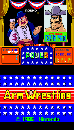 Arm Wrestling screenshot