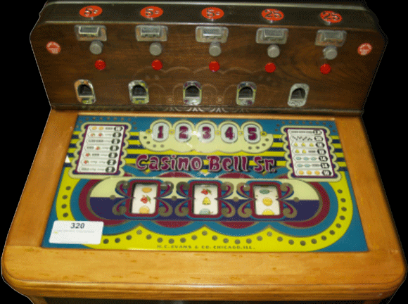 Casino Bell Sr. screenshot
