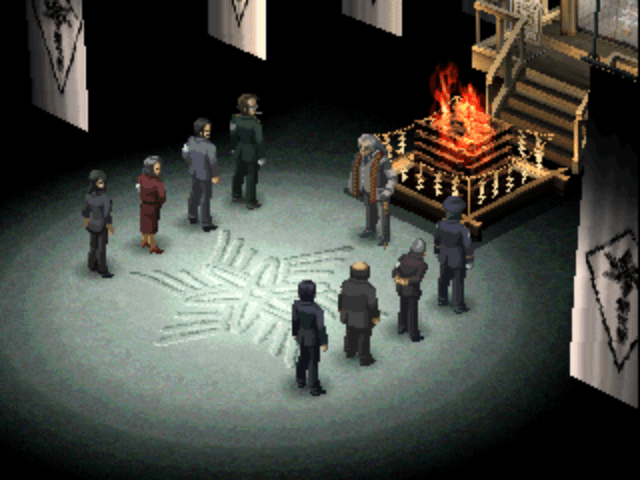 Persona 2 - Eternal Punishment [Model SLUS-01158/01339] screenshot