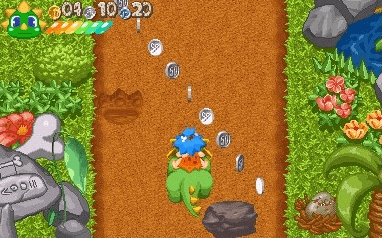 Dino Rider Adventure screenshot