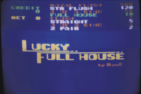Lucky Full House screenshot