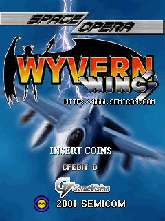 Wyvern Wings screenshot