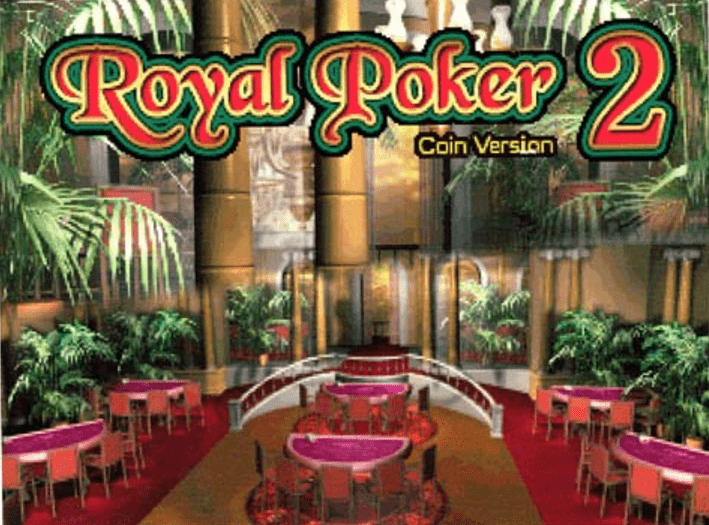 Royal Poker 2 - Coin Version screenshot