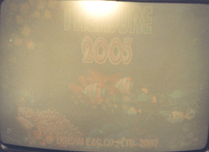 Treasure 2003 screenshot