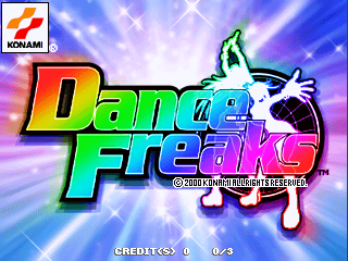 Dance Freaks screenshot