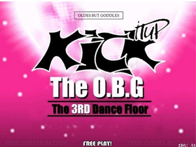 Pump It Up The O.B.G.: The 3rd Dance Floor screenshot