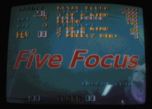 Five Focus screenshot