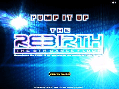 Pump It Up The Rebirth: The 8th Dance Floor screenshot