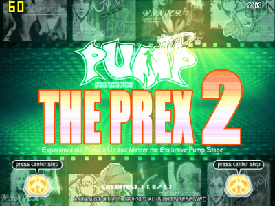 Pump It Up The PREX 2 screenshot