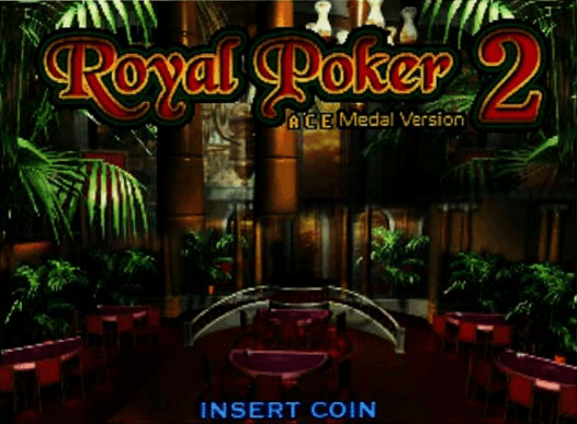 Royal Poker 2 - ACE Medal Version screenshot