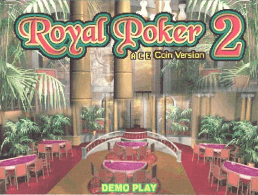 Royal Poker 2 - ACE Coin Version screenshot
