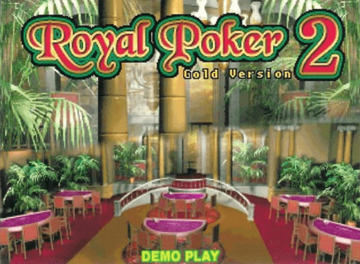 Royal Poker 2 - Gold Version screenshot