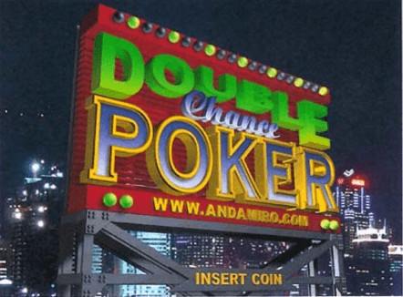 Double Chance Poker screenshot