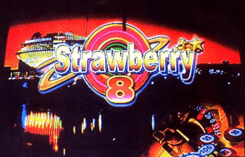 Strawberry 8 screenshot